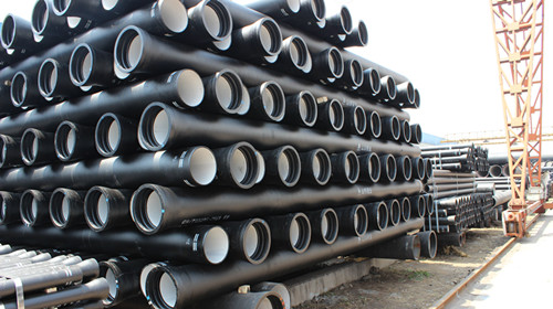 National standard (K9) ductile iron pipe